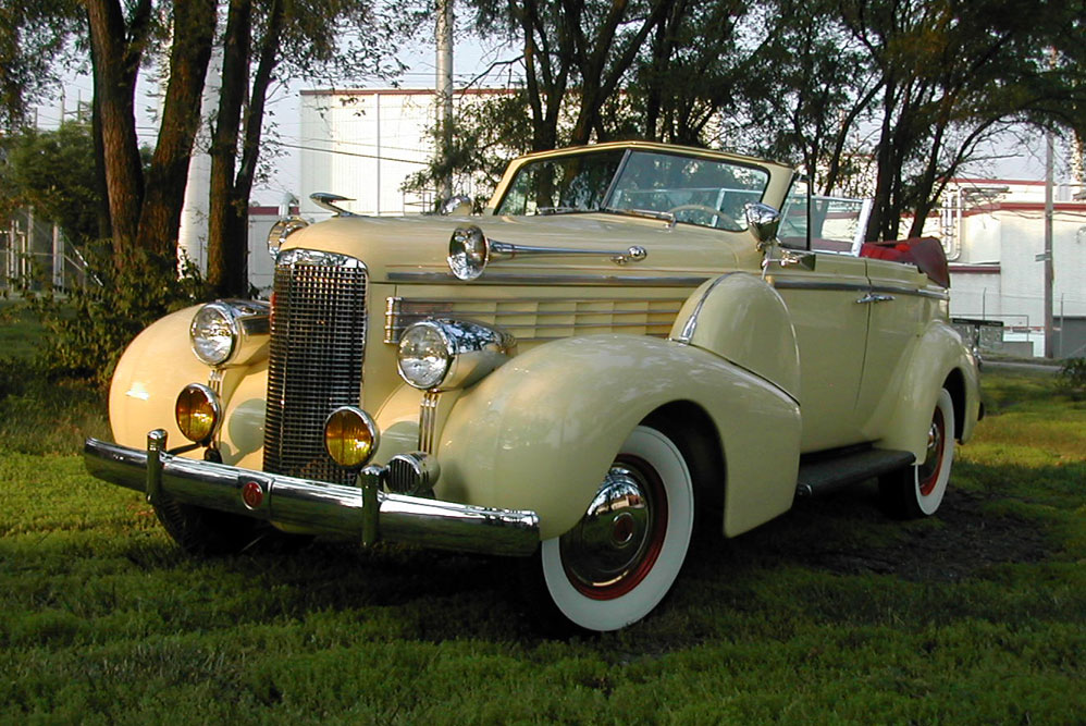 Quality Automotive  1938 Lasalle