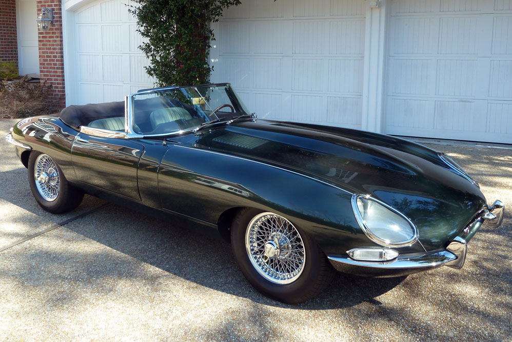 1966 Jaguar E-type